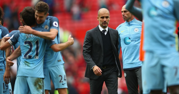 Pep Guardiola: Manager masterminded City victory