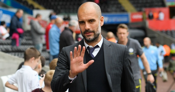 Pep Guardiola: Acknowledged form of Liverpool