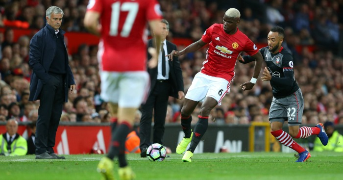 Jose Mourinho: Had to persuade Pogba to join