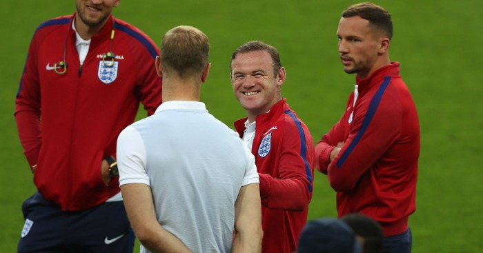 Wayne Rooney: Shilton says he should have retired