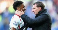 Raheem Sterling: Faces mentor Rodgers tonight