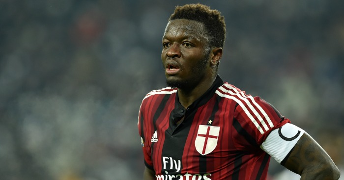 Sulley Muntari: Midfielder currently without a club