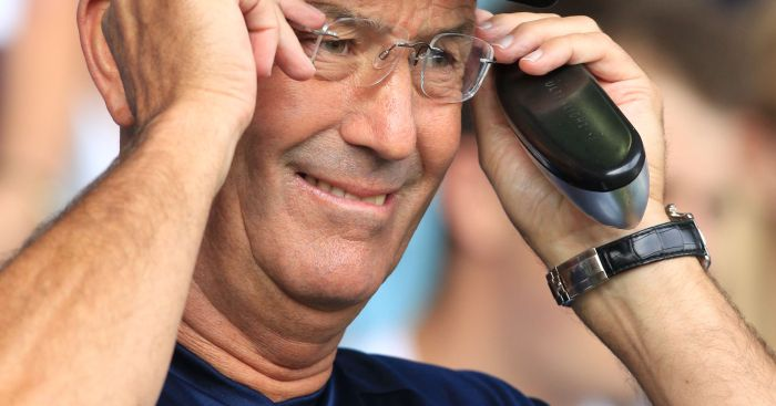 Tony Pulis: Very selective and particular