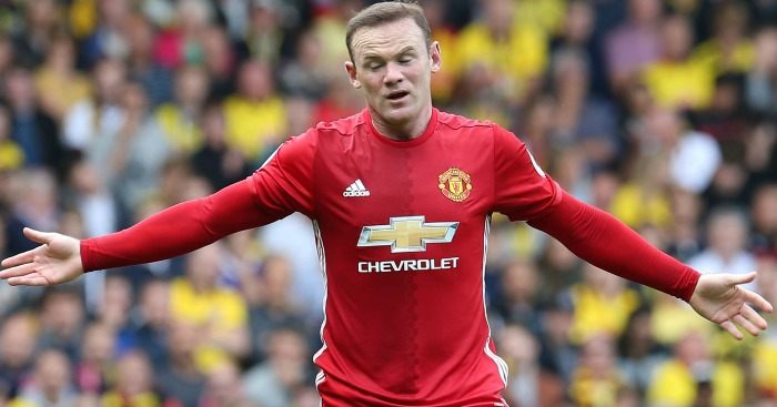 Wayne Rooney: Lawrenson feels legs may have gone