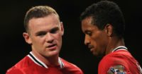 Wayne Rooney: Support from Nani