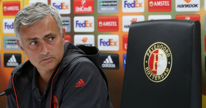 Jose Mourinho: Might have to motivate his players