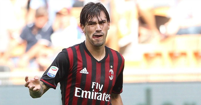 Alessio Romagnoli: Linked again with Blues switch