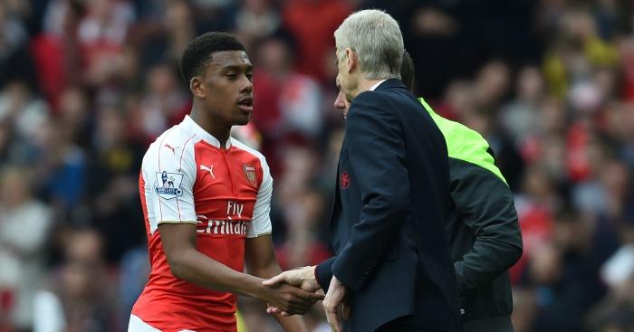 Alex Iwobi: Forward has impressed Arsene Wenger