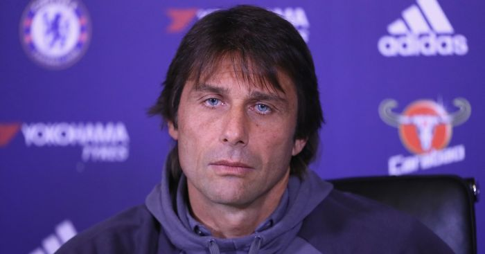 Antonio Conte: Not amused by talk of points deduction