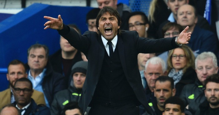 Antonio Conte: Not happy with challenge