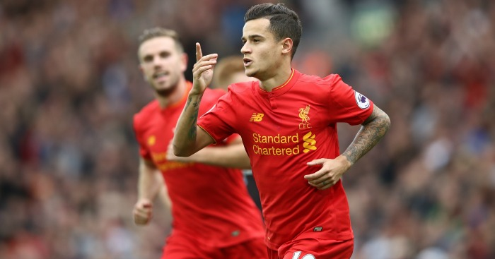 Philippe Coutinho: Has a string of admirers