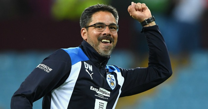 David Wagner: Proud of battling victory