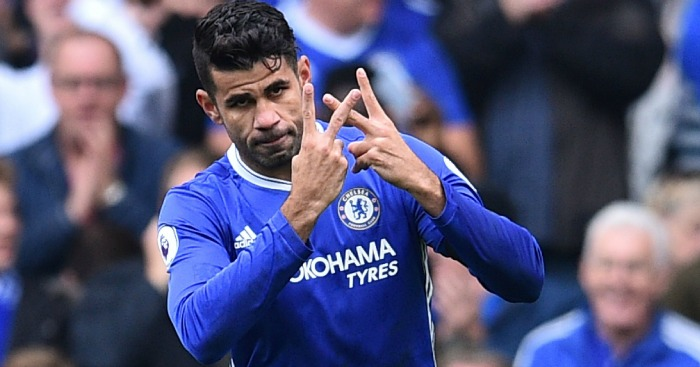 Diego Costa: Head swayed by China?