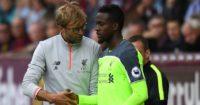Divock Origi: Gives his thoughts on Premier League title race