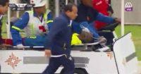 Enner Valencia: Makes his escape from Ecuador police