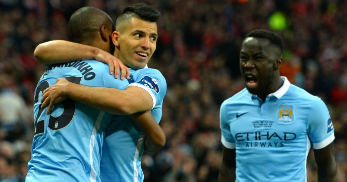 Sergio Aguero & Bacary Sagna: Both injured on int'l duty