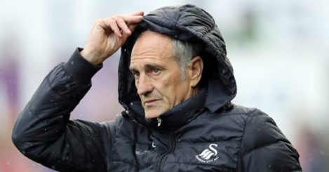 Francesco Guidolin: Another defeat for Swans boss