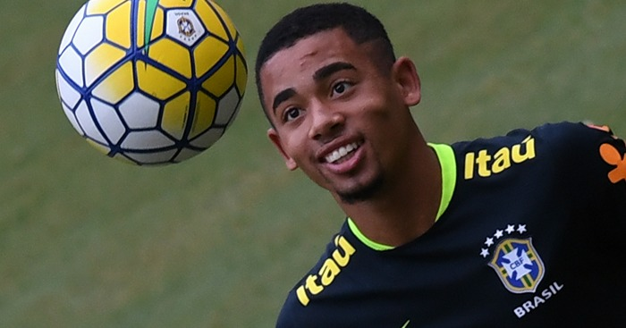 Gabriel Jesus: Moves to Manchester in January