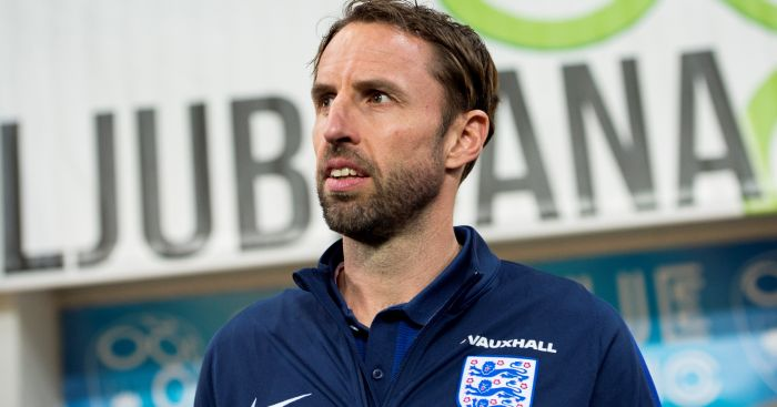 Gareth Southgate: Given four-year contract