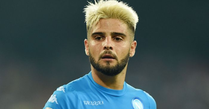 Lorenzo Insigne: Prem duo in battle
