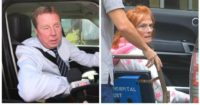 Harry Redknapp: Ran over his wife