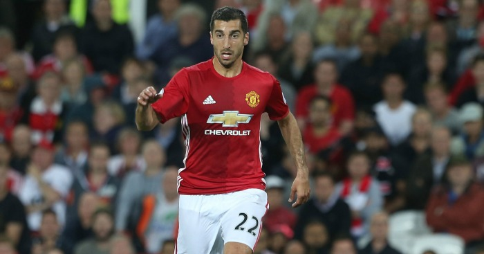 Henrikh Mkhitaryan: Midfielder's absence explained