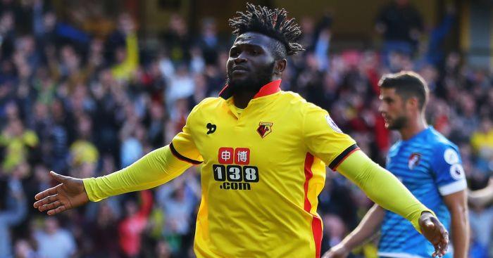 Isaac Success: Grabs Watford equaliser