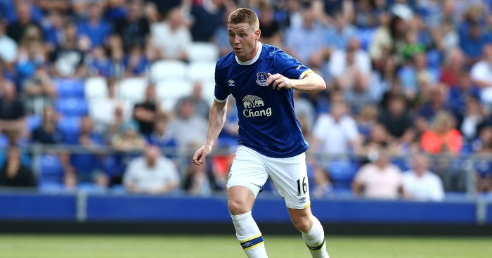 James McCarthy: Midfielder withdrawn from Ireland squad