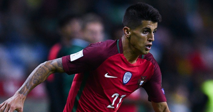 Joao Cancelo: Linked with move to Man Utd