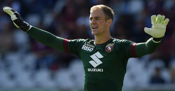 Joe Hart: Could make Prem return