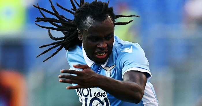 Jordan Lukaku: Joined Lazio over the summer