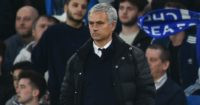 Jose Mourinho: Manager looks on as team is thrashed