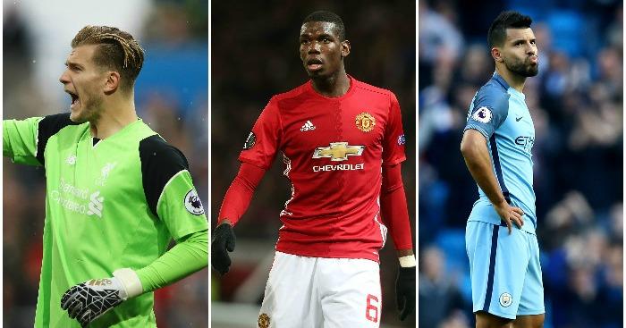 Karius, Pogba & Aguero: Trio have points to prove