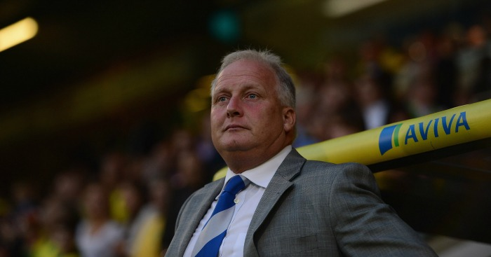 Kevin Blackwell: Currently working at Cardiff City