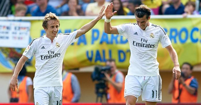 Luka Modric & Gareth Bale: Duo wanted back at Spurs