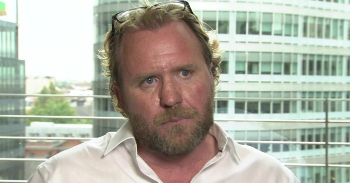 Scott McGarvey: Claims sting has ruined him