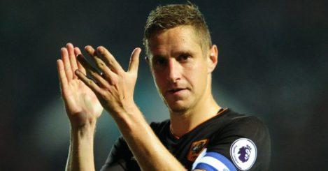 Michael Dawson: Sets his sights on England