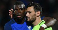 Hugo Lloris: Goalkeeper defended his France team-mate