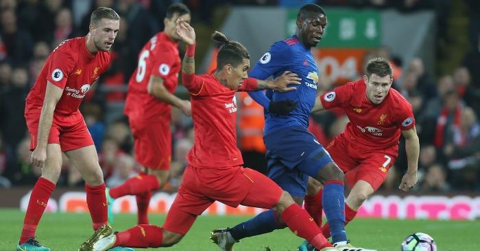 Paul Pogba: Fails to impress again for United