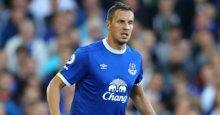 Phil Jagielka: Out of England squad
