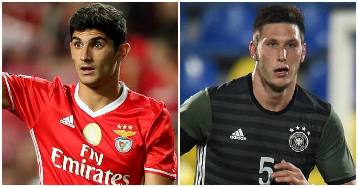 Goncalo Guedes & Nicklas Sule: Premier League targets