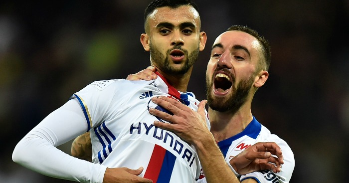 Rachid Ghezzal: Free agent this summer