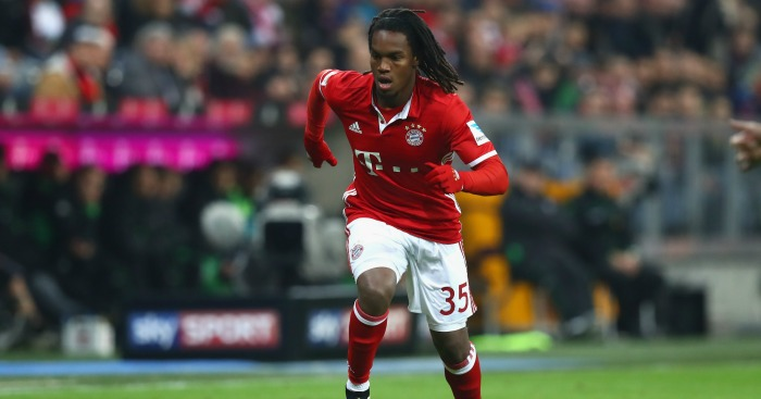 Renato Sanches: Midfielder named best young player in Europe