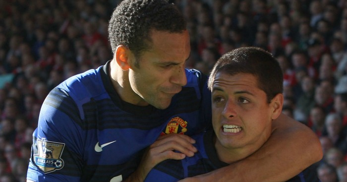 Rio Ferdinand: Has his say on Javier Hernandez's struggles