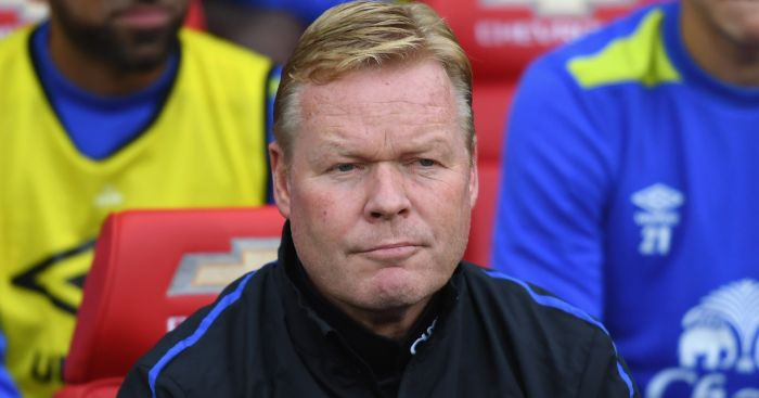 Ronald Koeman: Keeping it real for Everton