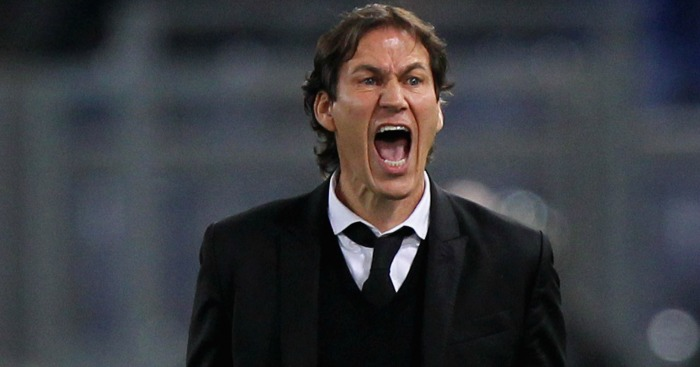 Rudi Garcia: Says he was approached by West Ham