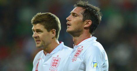 Steven Gerrard and Frank Lampard: Both left MLS