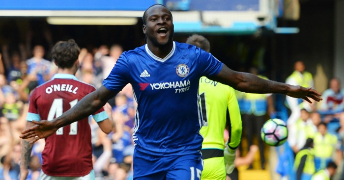 Victor Moses: Wing-back has impressed this term