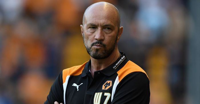 Walter Zenga: Sacked after three-month stint