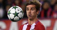 Antoine Griezmann: United target